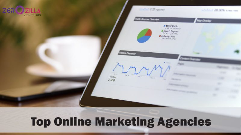 Top Online Marketing Agencies