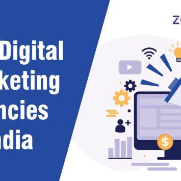 Top Digital marketing Agencies in India