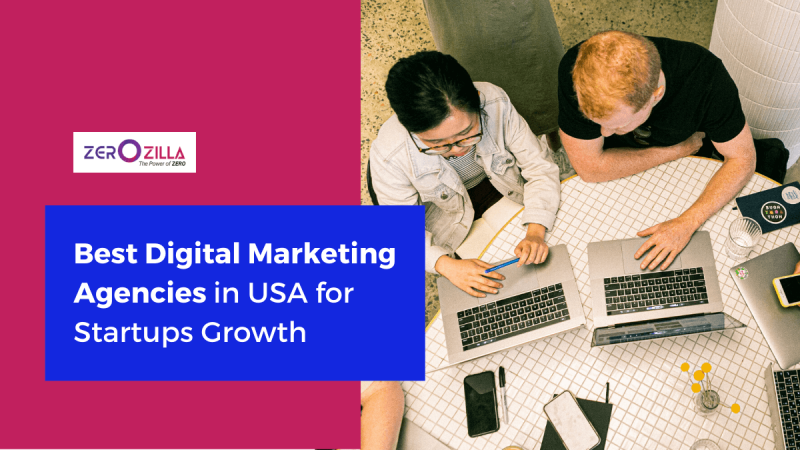 Best Digital Marketing Agencies in USA for Startups Growth