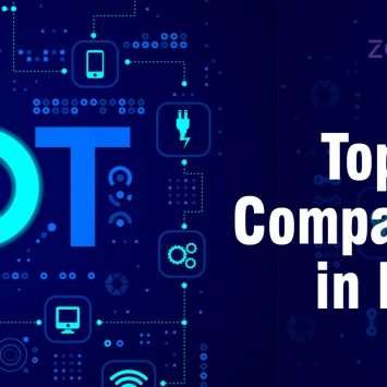 Top IOT Companies in India
