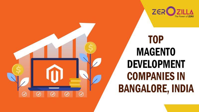 Top Magento Development Companies in Bangalore, India