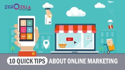 10 quick tips about online marketing