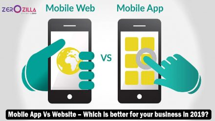 Mobile App Vs Website – Which is better for your business in 2019?
