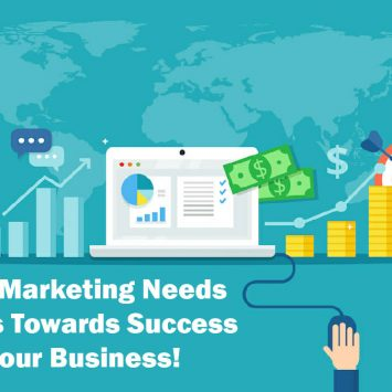 Online Marketing Needs & Hacks Towards Success in Your Business!