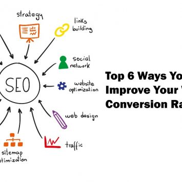 Top 6 Ways You Can Improve Your Website Conversion Rate with SEO
