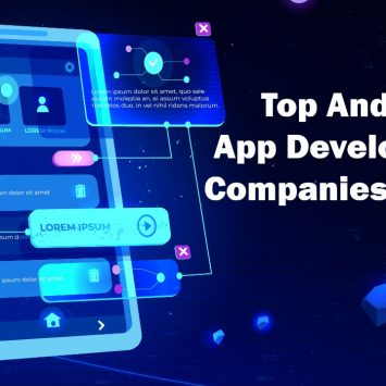 Top Android App Development Companies In India