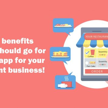 Top 10 benefits why you should go for a mobile app for your restaurant business!