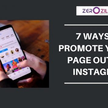7 ways to promote your IG page outside Instagram